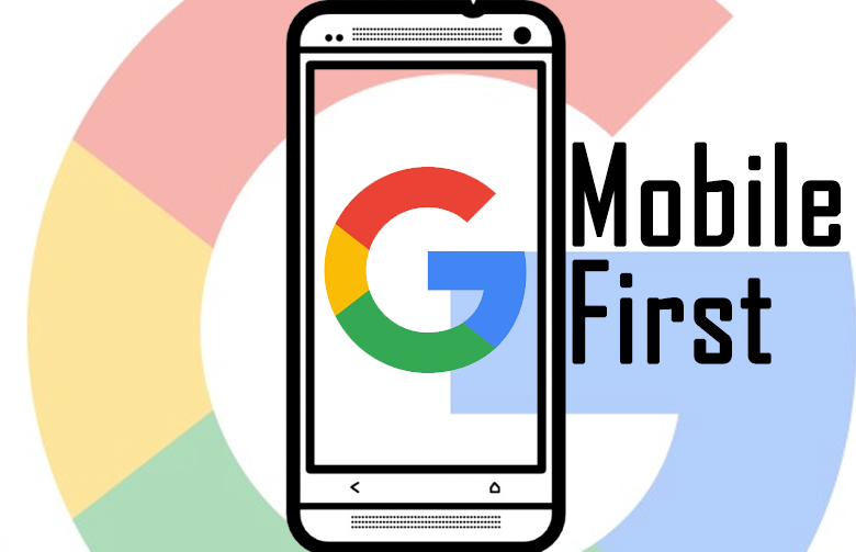 logo google mobile first